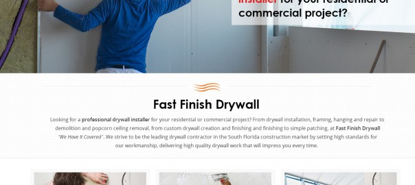 Dry Wall Project USA