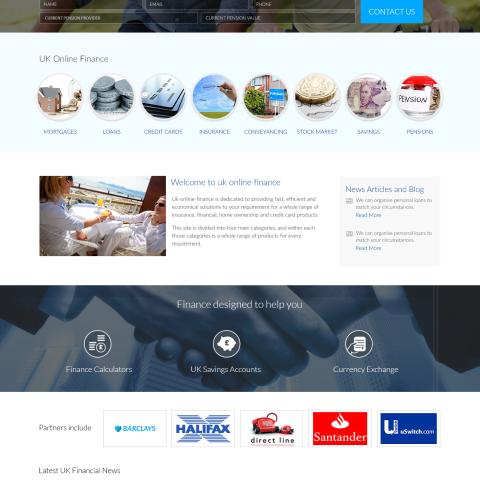 UK Online Finance