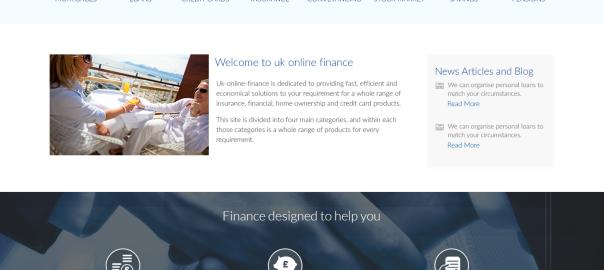 Uk Online Project