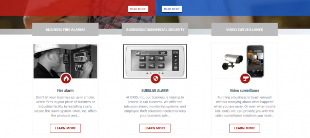 OMD Security SEO Client